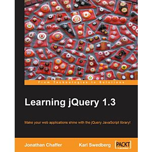 Learning jQuery 1.3