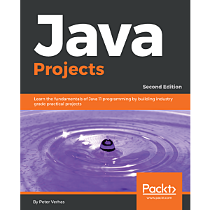 Java Projects Second Edition