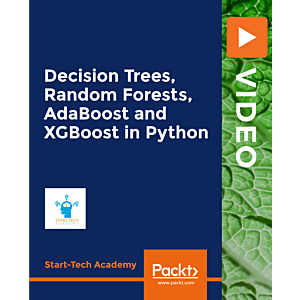 Decision Trees, Random Forests, AdaBoost and XGBoost in Python [Video]