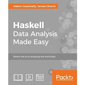 Haskell: Data Analysis Made Easy