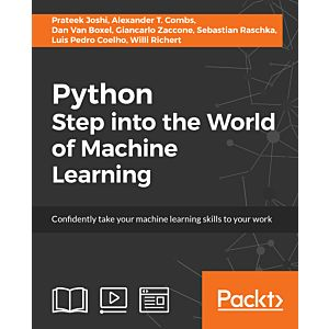 Python: Step into the World of Machine Learning