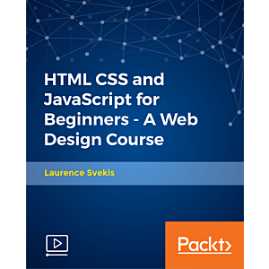 Html Css And Javascript For Beginners A Web Design Course Video