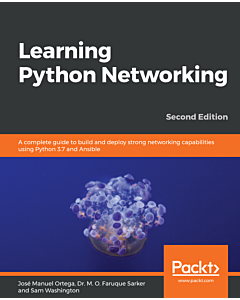 Learning Python Networking - Second Edition