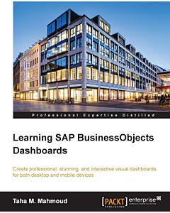 Learning SAP BusinessObjects Dashboard