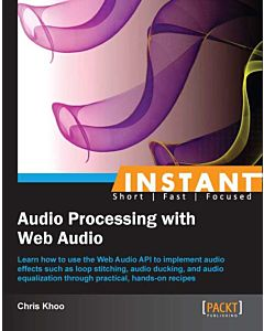 Instant Audio Processing with Web Audio