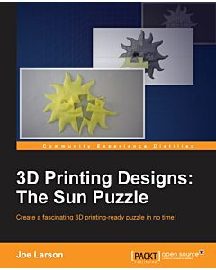 3D Printing Designs: The Sun Puzzle