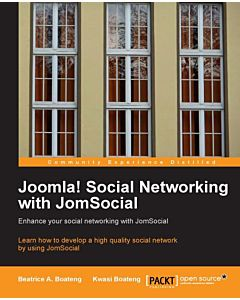 Joomla! Social Networking with JomSocial
