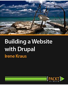 Building a Website with Drupal [Video]
