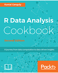 R Data Analysis Cookbook - Second Edition