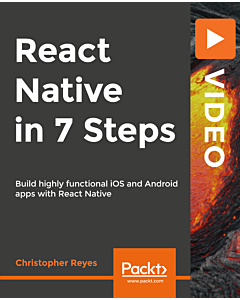 React Native in 7 Steps [Video]