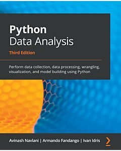 Python Data Analysis - Third Edition