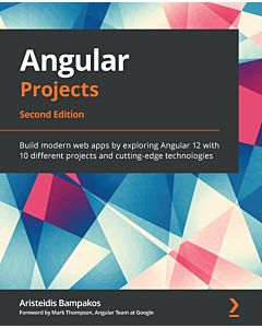 Angular Projects - Second Edition
