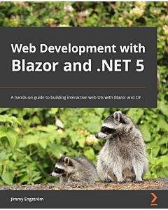 Web Development with Blazor and .NET 5