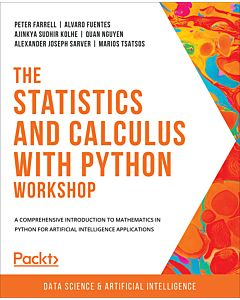 The Statistics and Calculus with Python Workshop