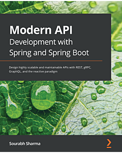 Modern API Development with Spring and Spring Boot