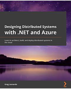 Designing Distributed Systems with .NET and Azure