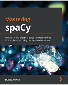 Mastering spaCy