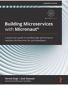 Building Microservices with Micronaut®
