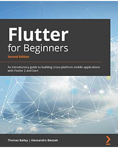 Flutter for Beginners - Second Edition