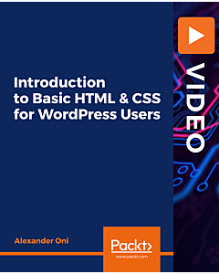 Introduction to Basic HTML & CSS for WordPress Users [Video]
