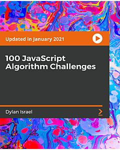 100 JavaScript Algorithm Challenges [Video]
