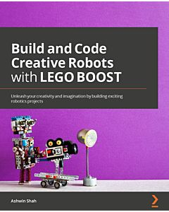 Build and Code Creative Robots with LEGO BOOST