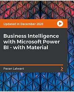 Business Intelligence with Microsoft Power BI - with Material [Video]