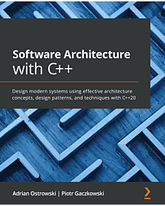 Software Architecture with C++