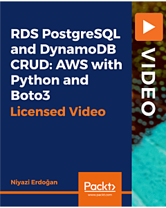 RDS PostgreSQL and DynamoDB CRUD: AWS with Python and Boto3 [Video]