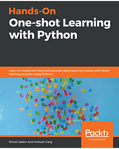 Hands-On One-shot Learning with Python