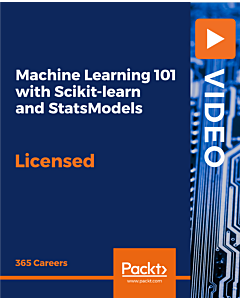 Machine Learning 101 with Scikit-learn and StatsModels [Video]