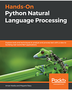 Hands-On Python Natural Language Processing