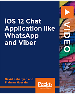 iOS 12 Chat Application like WhatsApp and Viber [Video]