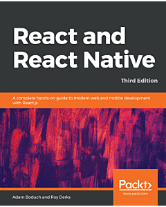 React and React Native - Third Edition