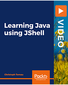 Learning Java using JShell [Video]