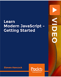 Learn Modern JavaScript - Getting Started [Video]