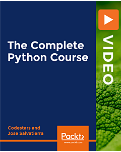 The Complete Python Course [Video]