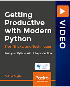 Getting Productive with Modern Python [Video]
