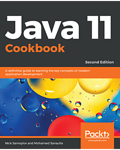 Java 11 Cookbook - Second Edition
