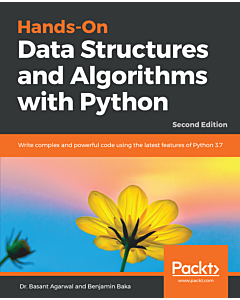 Hands-On Data Structures and Algorithms with Python - Second Edition