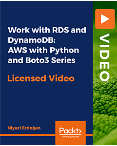 Work with RDS and DynamoDB: AWS with Python and Boto3 Series [Video]