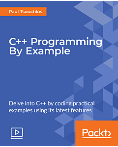C++ Programming By Example [Video]