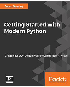 Getting Started with Modern Python [Video]