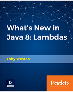 What's New in Java 8: Lambdas [Video]
