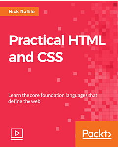 Practical HTML and CSS [Video]