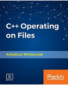 C++ Operating on Files [Video]