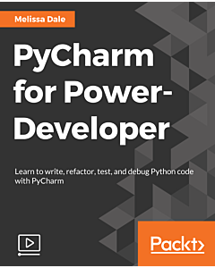 PyCharm for Power-Developer [Video]