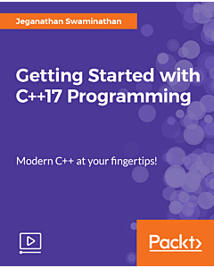 Getting Started with C++17 Programming [Video]
