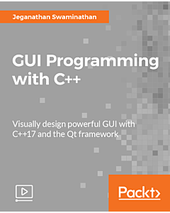 GUI Programming with C++ [Video]