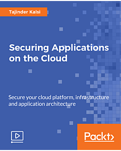 Securing Applications on the Cloud [Video]